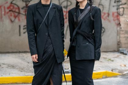 The Best Street Style of Shanghai Fashion Week 2021