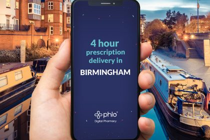UK's First Digital Pharmacy Offering Same-Day Prescription Delivery Launches in Birmingham