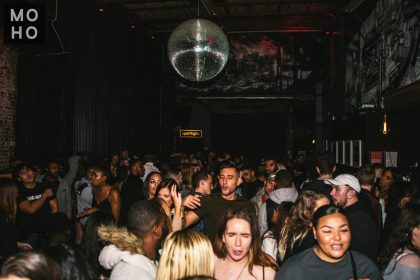 MOHO is back with an all day party at Deadwax on Saturday 7th August