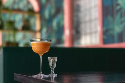 Meet  the creator  of  the  Pornstar Martini  at  a  Bottomless Brunch in Birmingham!