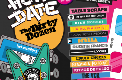 Much loved festival and club event Hott Date returns after 2 year break