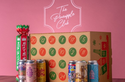 The pineapple Club Local Craft Beer Advent Calendar