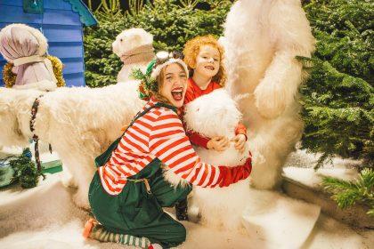 Winter Funland Comes to Birmingham NEC this Christmas